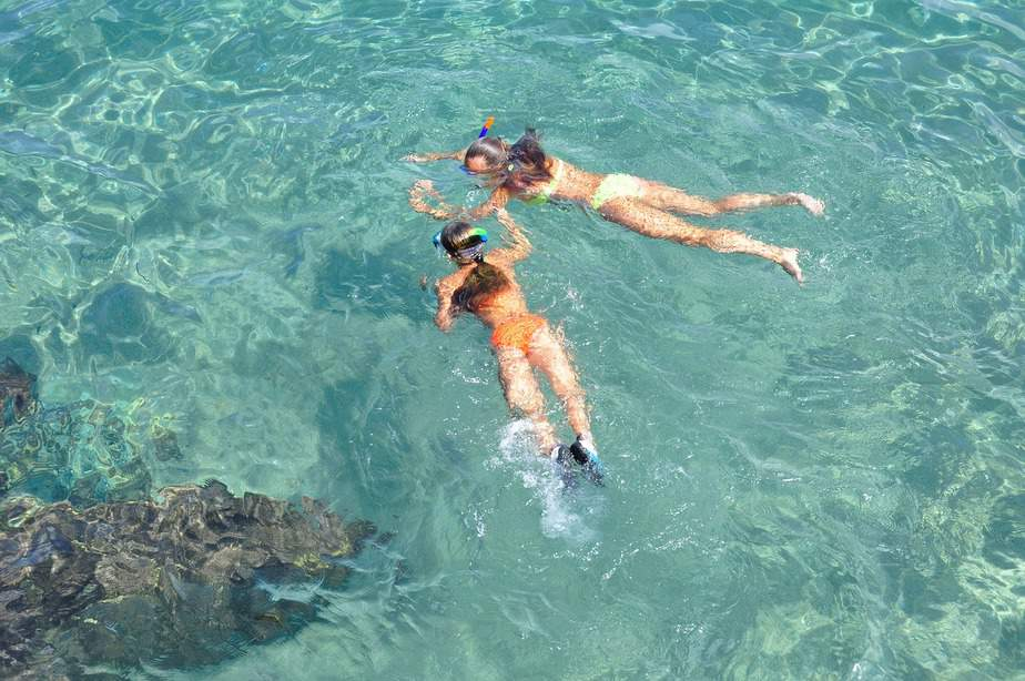 what to take to snorkel