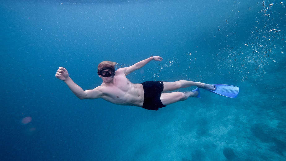 tips to get in shape for snorkeling