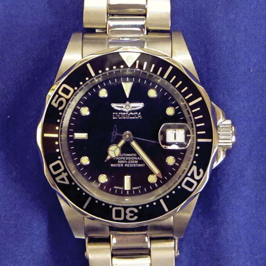 best invicta pro diver watches review