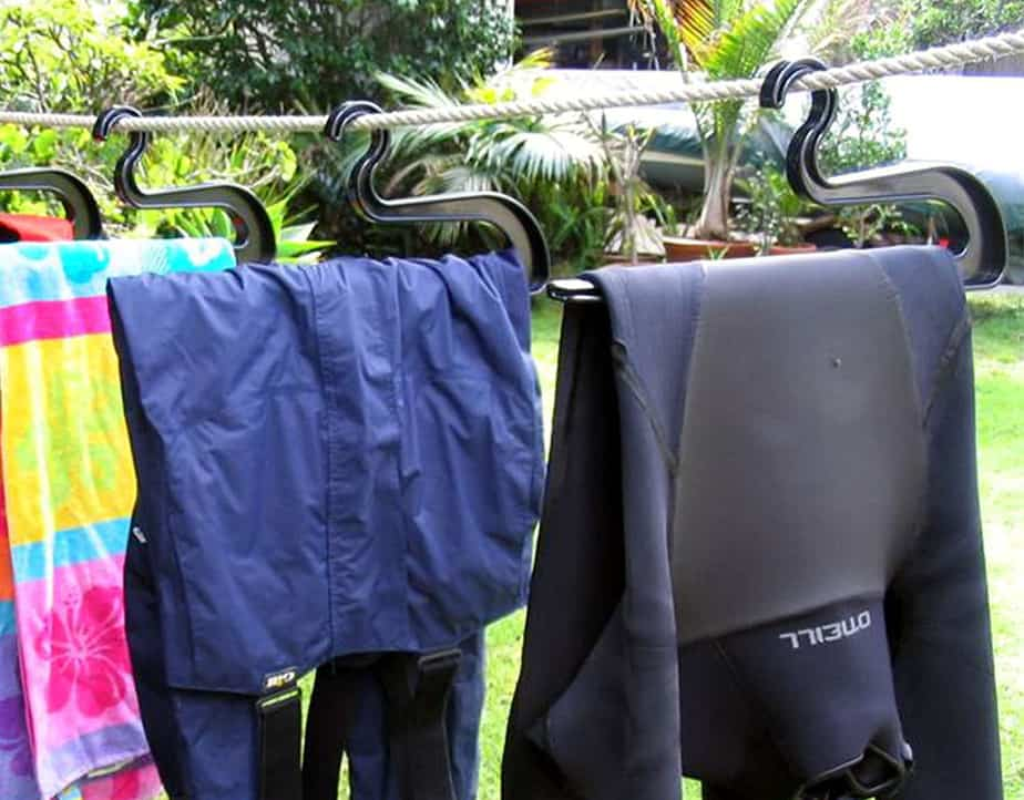 Best Wetsuit Drying Hangers – Dry In Hours, Not Days!