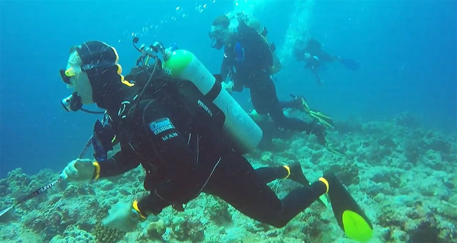 what is drift diving beginner tips