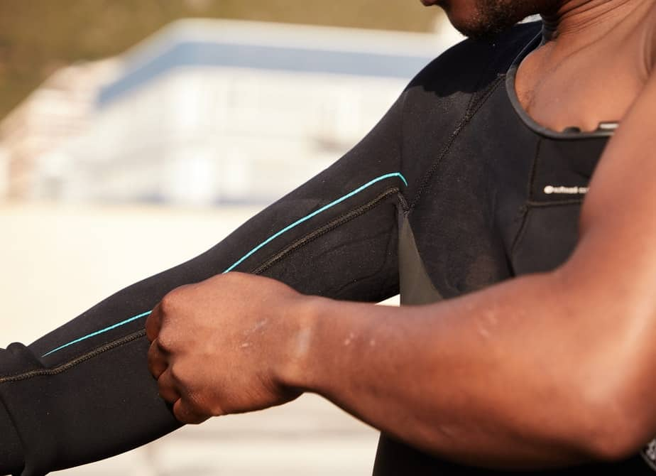what to wear under a wetsuit males and females