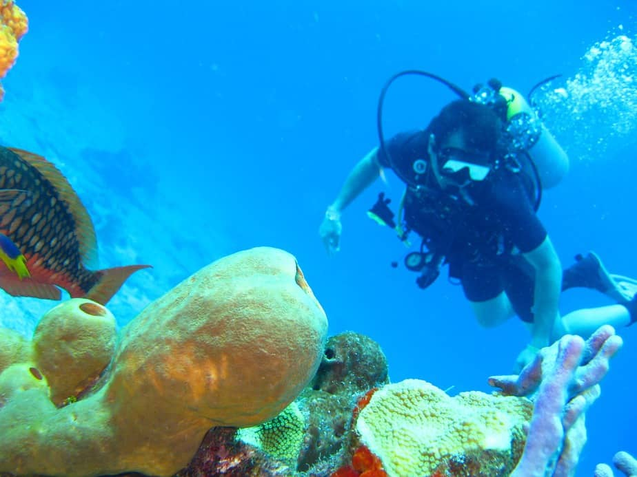 how to increase bottom time when scuba diving