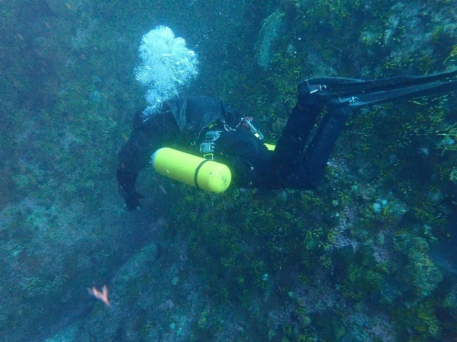 is sidemount diving for me