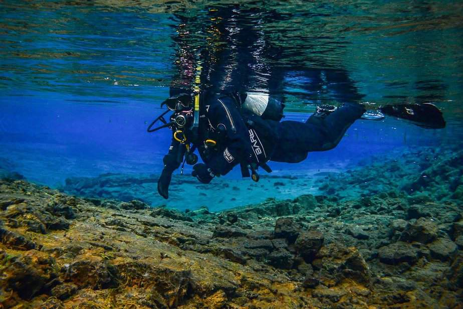 cold water diving 4