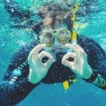 how to breathe when snorkeling
